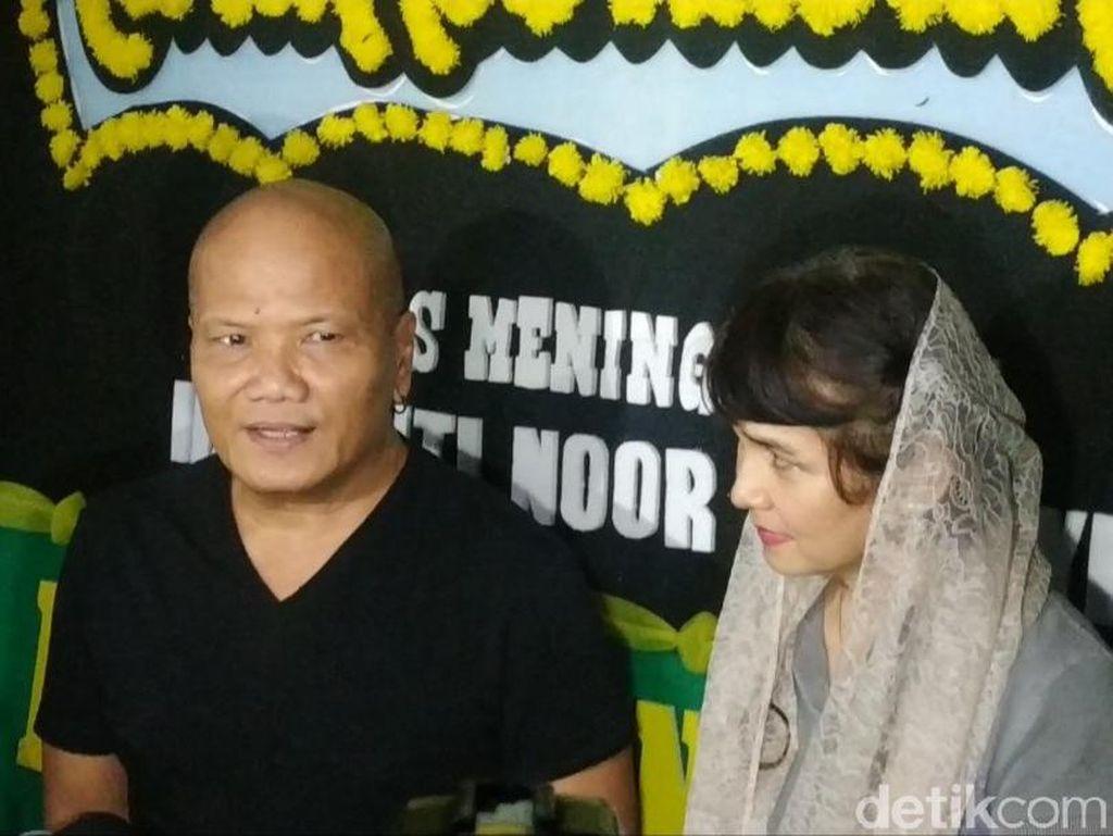 Adrie Subono Kenang Damayanti Noor Sebagai Sosok yang Optimis