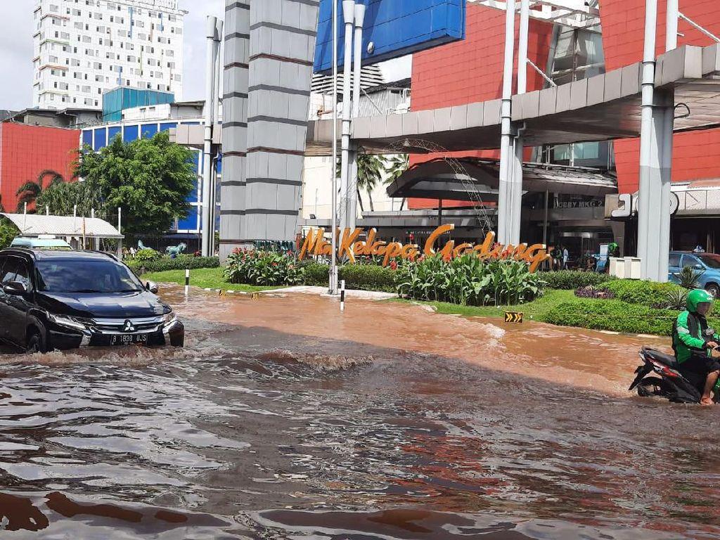 Jakarta Langganan Banjir, Bagaimana Nasib Perumahan Perumnas?