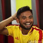 Sabah FC Mau Pinjam Saddil Ramdani dari Bhayangkara Solo FC