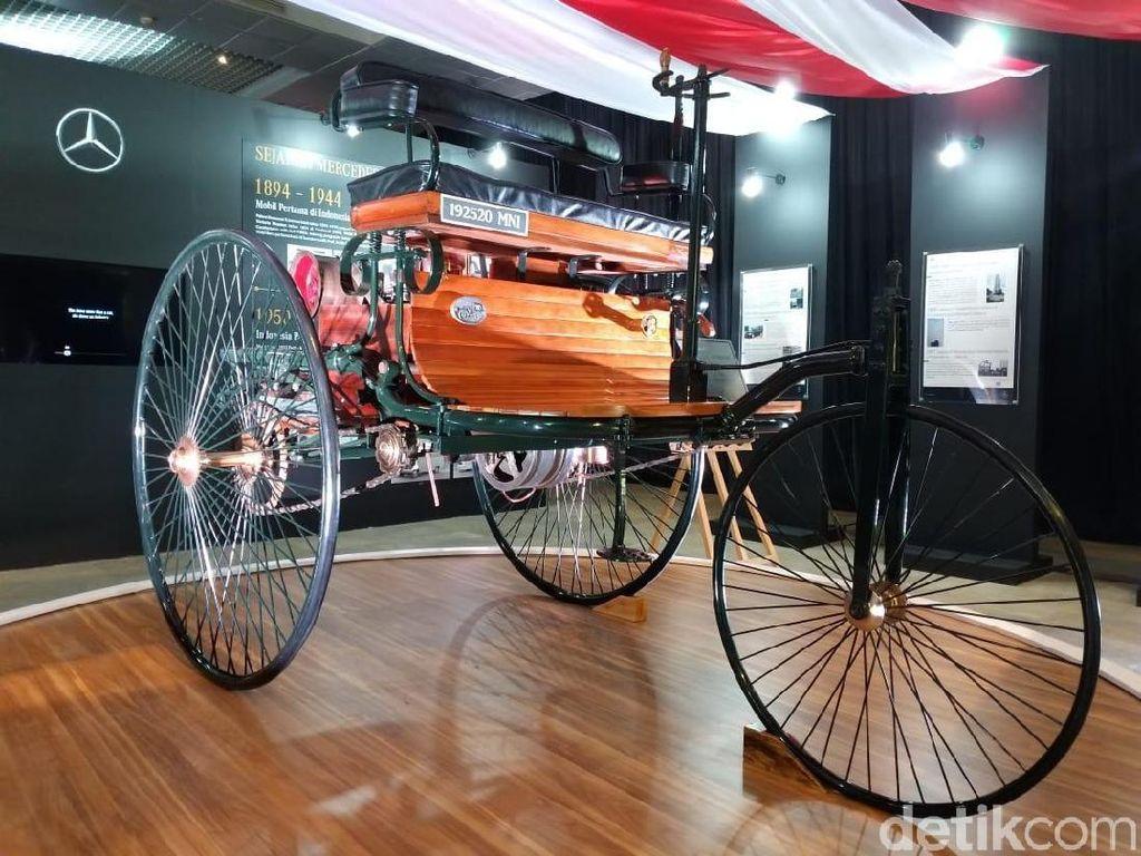 7 Mobil Pertama di Dunia