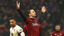 Balik ke AC Milan Negatif Corona, Ibrahimovic: God iZ Back