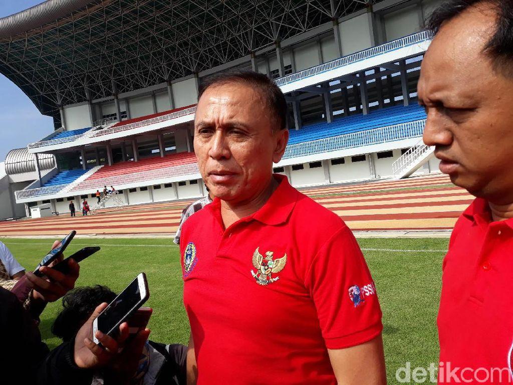 Piala Dunia U-20, PSSI: Masalah Bali Terkait Lapangan Latihan