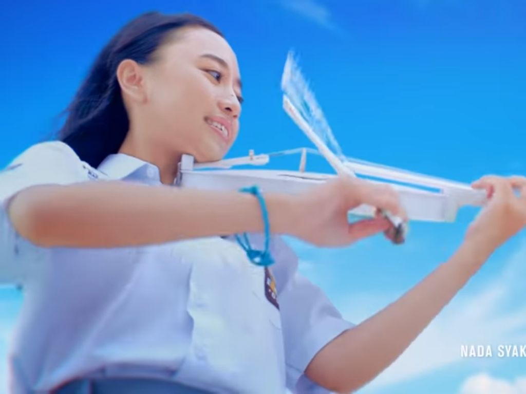 Mimpi Gadis SMA Jadi Bintang Violin di Iklan Pocari Sweat