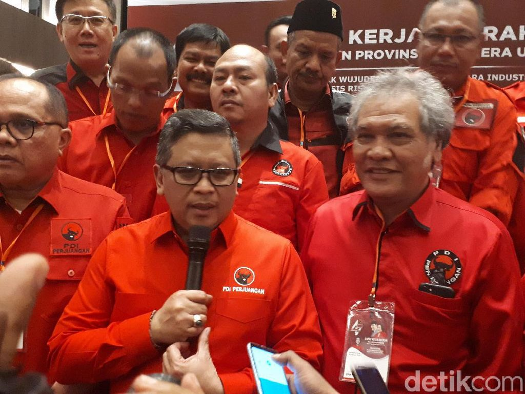 PDIP soal Cawalkot Medan: Idealnya Dorong Kader, Megawati yang Akan Putuskan