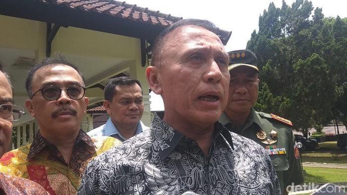 Mochamad Iriawan - Ketum PSSI