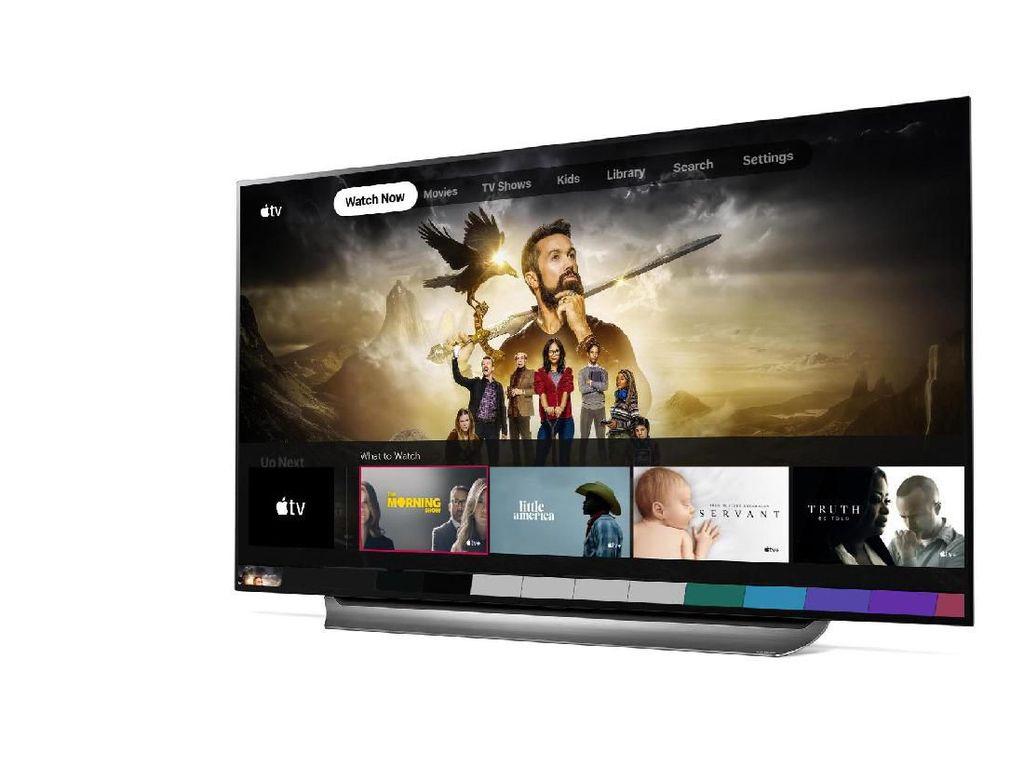 Smart TV LG Dapat Fitur Perintah Suara Bahasa Indonesia