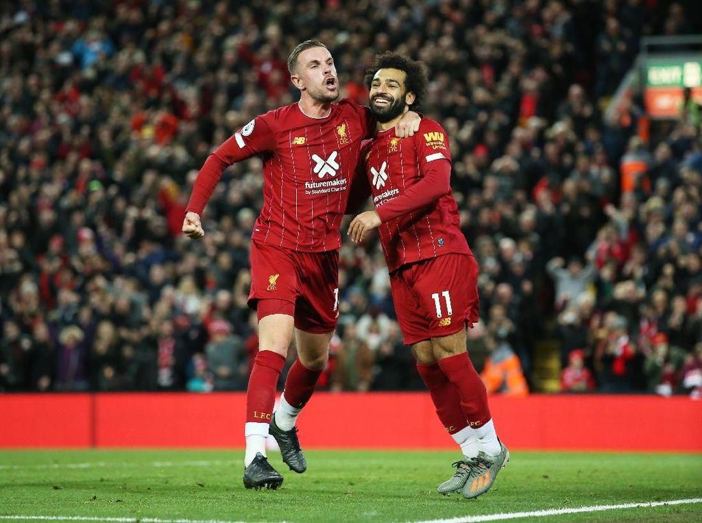 Istri Henderson dan Salah Lahiran, 9 Bulan Usai Liverpool Vs Barcelona