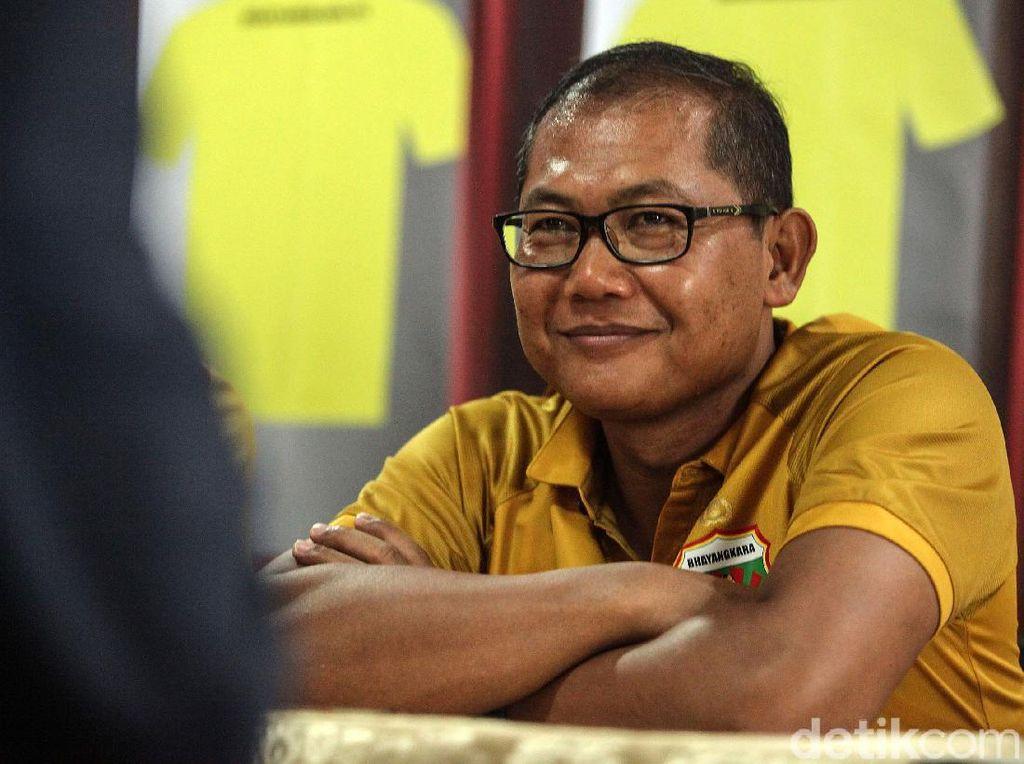Soal Pemotongan Gaji Pemain, Bhayangkara FC: Kami Ikut PSSI Saja