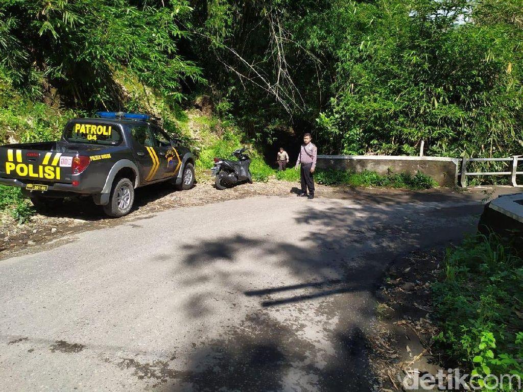 Pesepeda Tewas Setelah Jatuh ke Jurang Sedalam 15 Meter di Boyolali