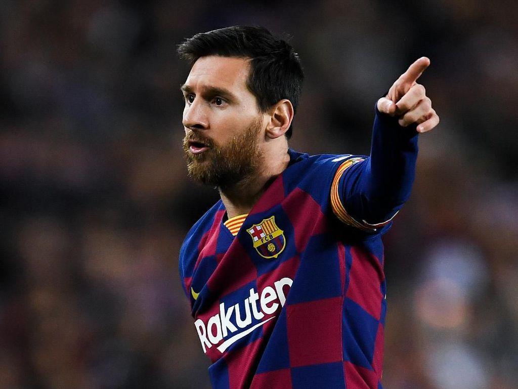 Lionel Messi Garansi untuk Semua Pelatih Raih Hasil Bagus