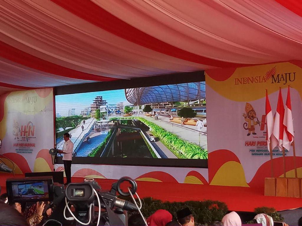 Jokowi Minta Segera Susun Regulasi agar Lindungi Dunia Pers Indonesia