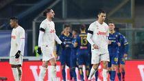 Juventus Dipermalukan  Hellas Verona 1-2