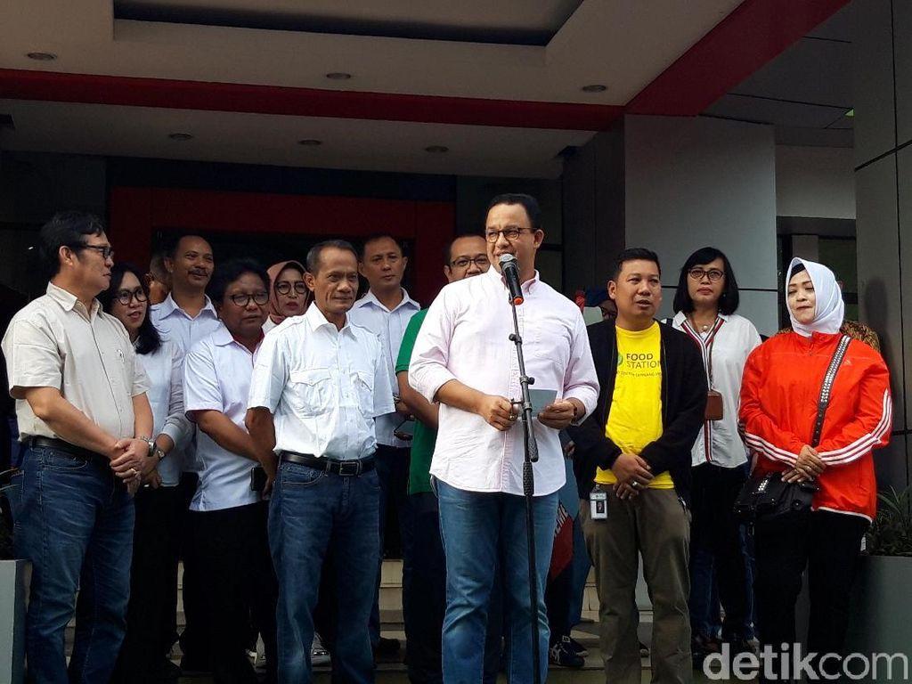 Stabilkan Harga Cabai-Bawang, Anies Ingin Warga Bersyukur Tinggal di Jakarta