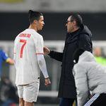 Sarriball Tak Cocok untuk Juventus dan Ronaldo