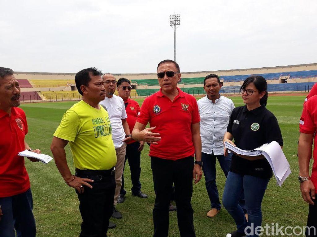Tinjau Stadion di Yogya, PSSI: Mudah-mudahan Tertunjuk FIFA