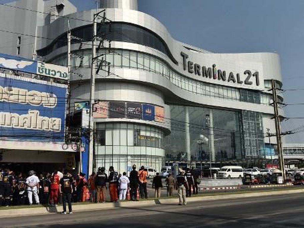 Penembakan Massal Terjadi di Thailand, Netizen Berduka #PrayforKorat