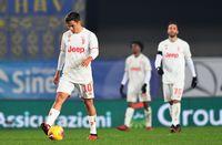 Juventus dikalahkan Verona
