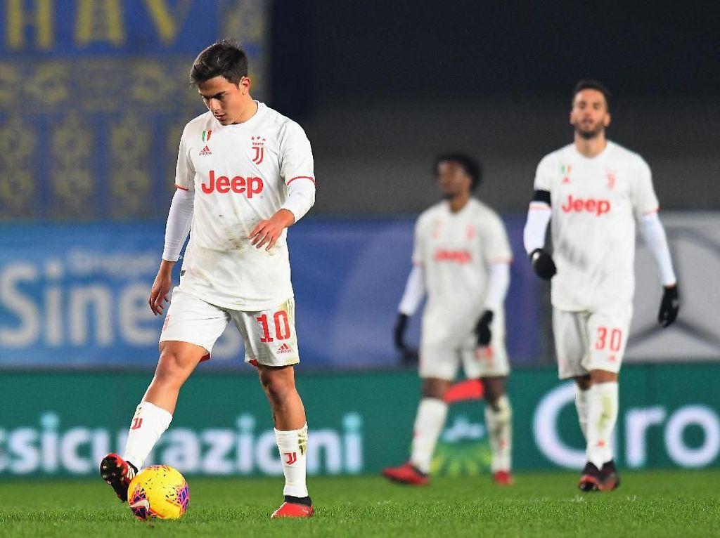 Drama VAR di Kekalahan Juventus dari Verona