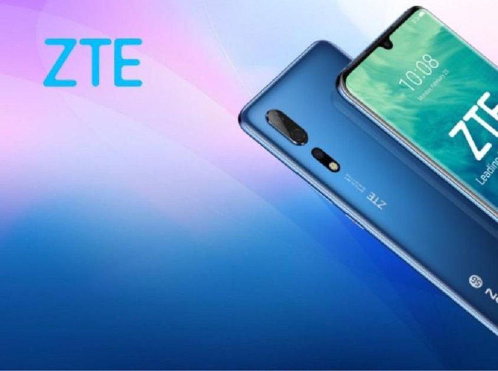Salip Samsung, ZTE Rilis Ponsel dengan Snapdragon 865