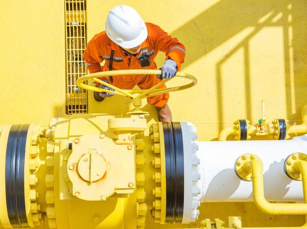 Mantap! Industri yang Nikmati Harga Gas US$ 6/MMBTU Mau Ditambah