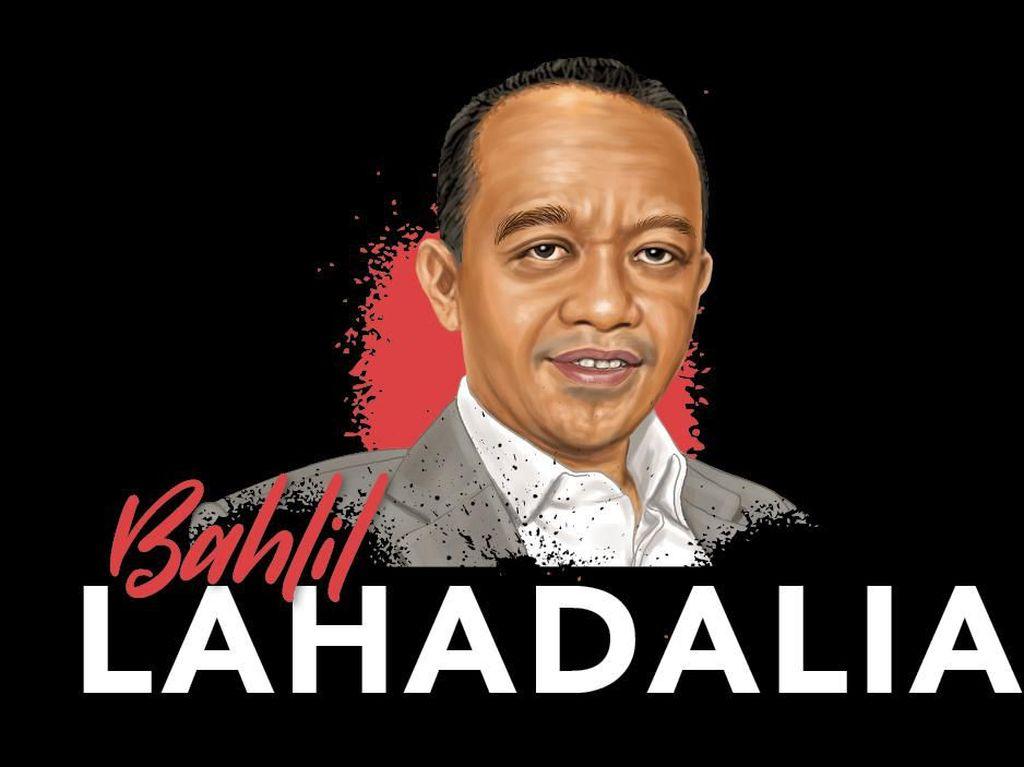 Biografis Bahlil, Eks Sopir Angkot yang Jadi Kepala BKPM