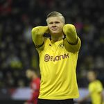 Leverkusen Vs Dortmund: Bukan 90 Menit Pertama yang Manis untuk Haaland