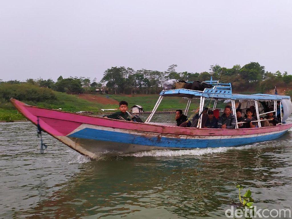 Foto: Wisata Air Asyik dan Masih Sepi di Cianjur