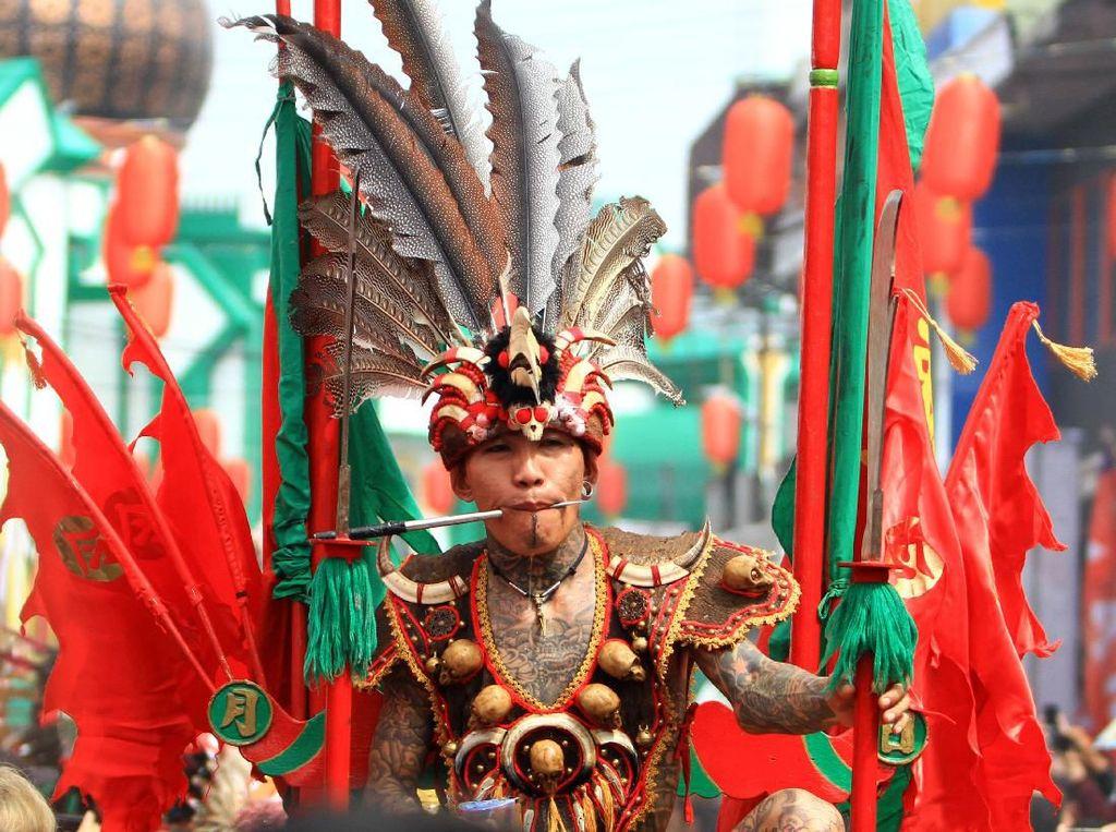 Melihat Lagi Kemeriahan Cap Go Meh di Seluruh Indonesia