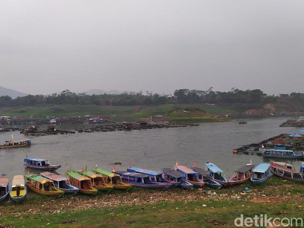 Pesona Wisata Air di Cianjur yang Kini Sepi Pengunjung