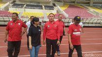 Video: PSSI Sidak Stadion Manahan Solo Jelang Piala Dunia U-20