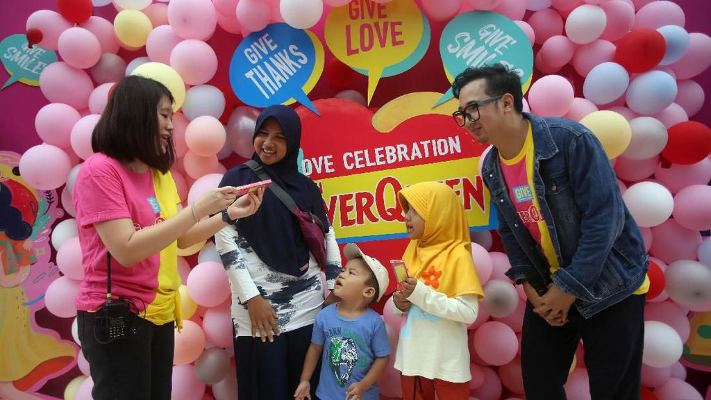 Kampanye Banyak Makna Cinta