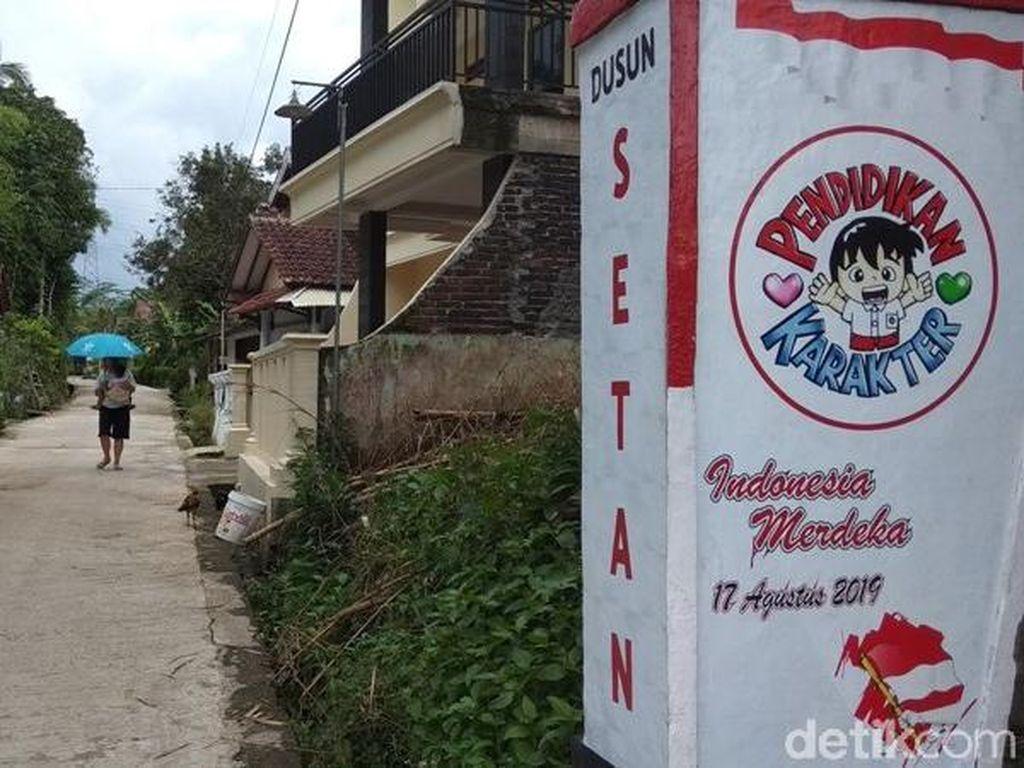 Dusun di Magelang Ini Dinamai Setan, Yuk Menilik Singkat Sejarahnya