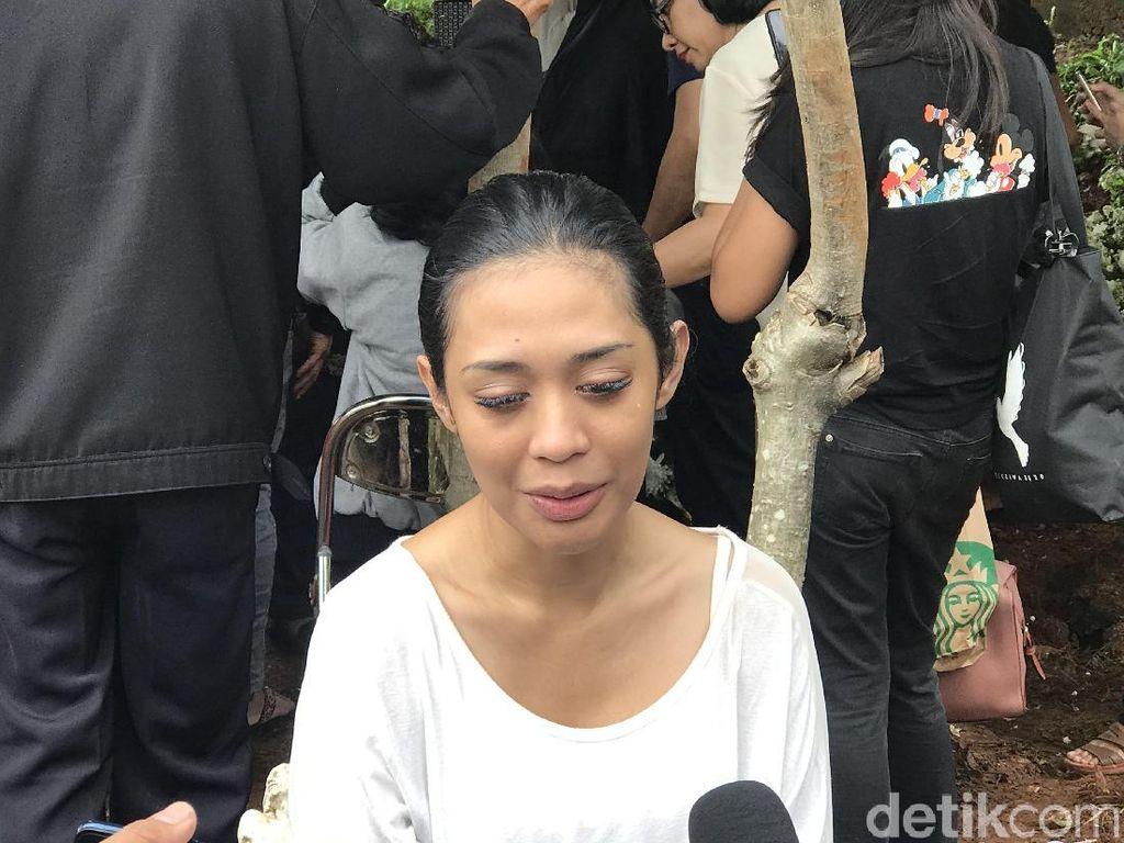 Karen Pooroe Serahkan Penyelidikan Meninggalnya Anak pada Polisi