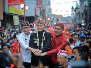 Festival Cap Go Meh Buat Okupansi Hotel di Bogor Meningkat 70%