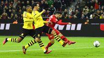 Gol-gol Ciamik Laga Leverkusen Kontra Dortmund