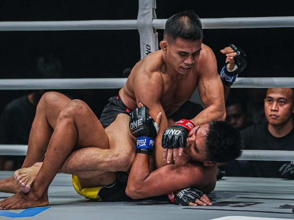 Hasil ONE Championship Jakarta: Eko Roni Berjaya