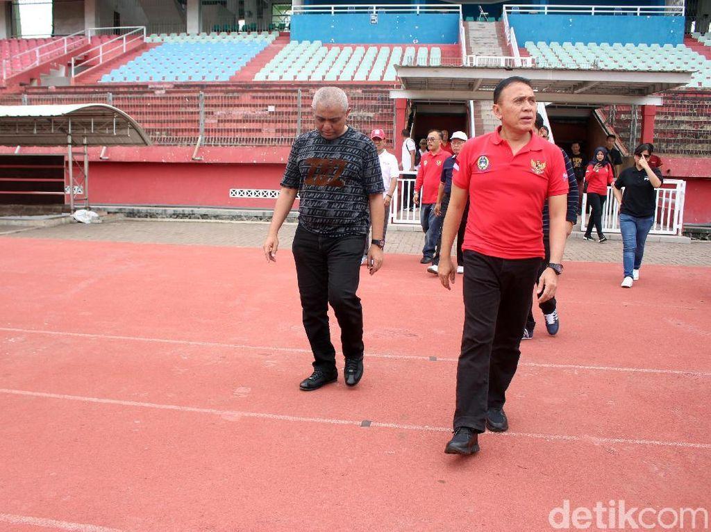 PSSI Bangga Keseriusan Surabaya Jadi Tuan Rumah Piala Dunia U-20