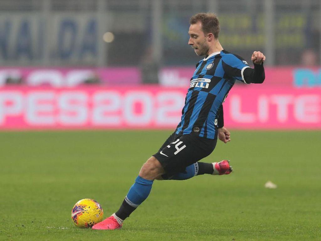 Dear Inter, Bersabarlah kepada Eriksen