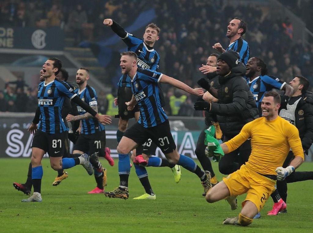 Conte: Persaingan Titel Juara Tergantung pada Juventus