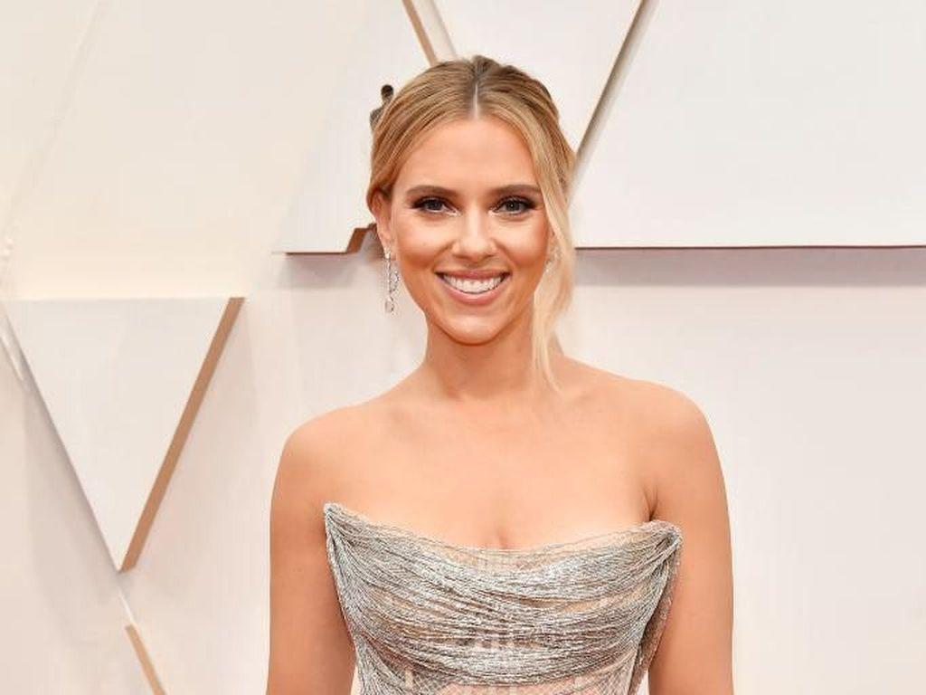 Scarlett Johansson Ternyata Pilihan Kedua Marvel Jadi Black Widow