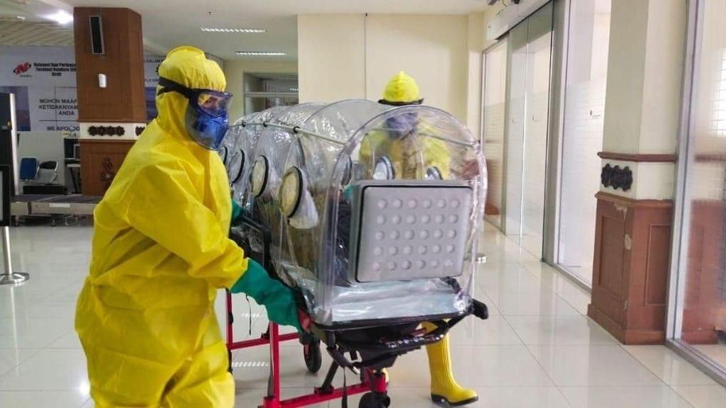 Ragam Upaya Angkasa Pura II Tangkal Virus Corona