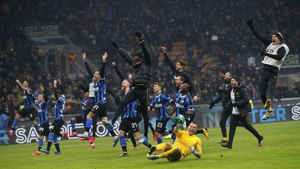 Inter Milan bertemu