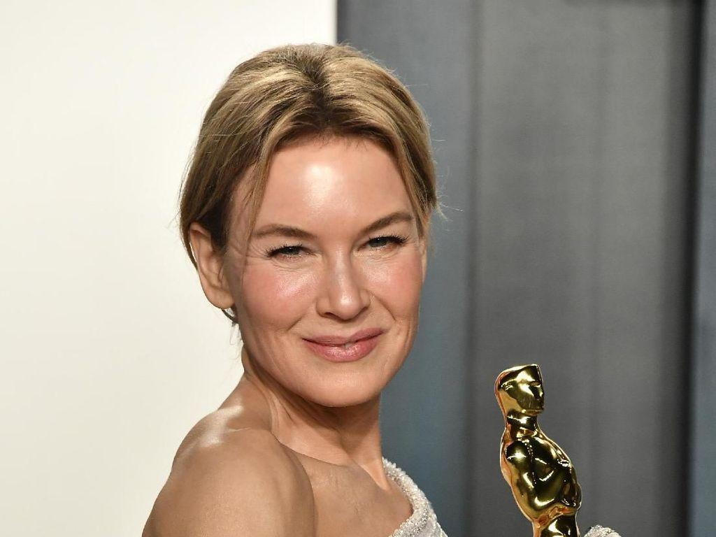 Renee Zellweger Menang Oscar, Perubahan Wajahnya yang Jadi Perbincangan