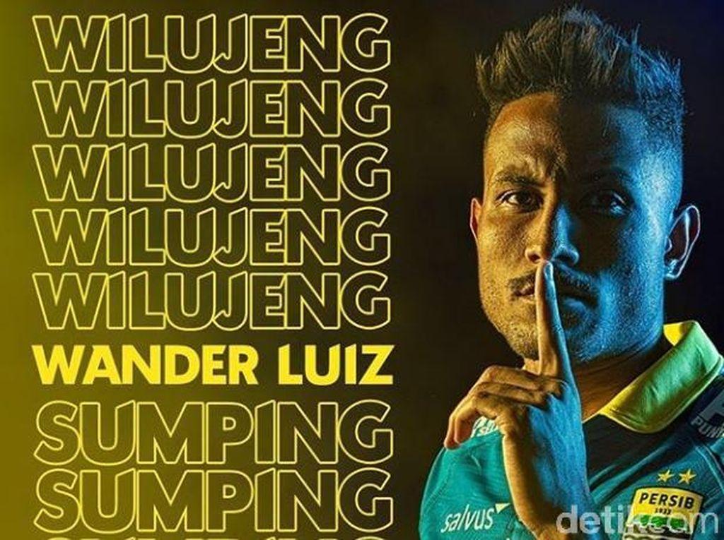 Done! Persib Bandung Ikat Wander Luiz