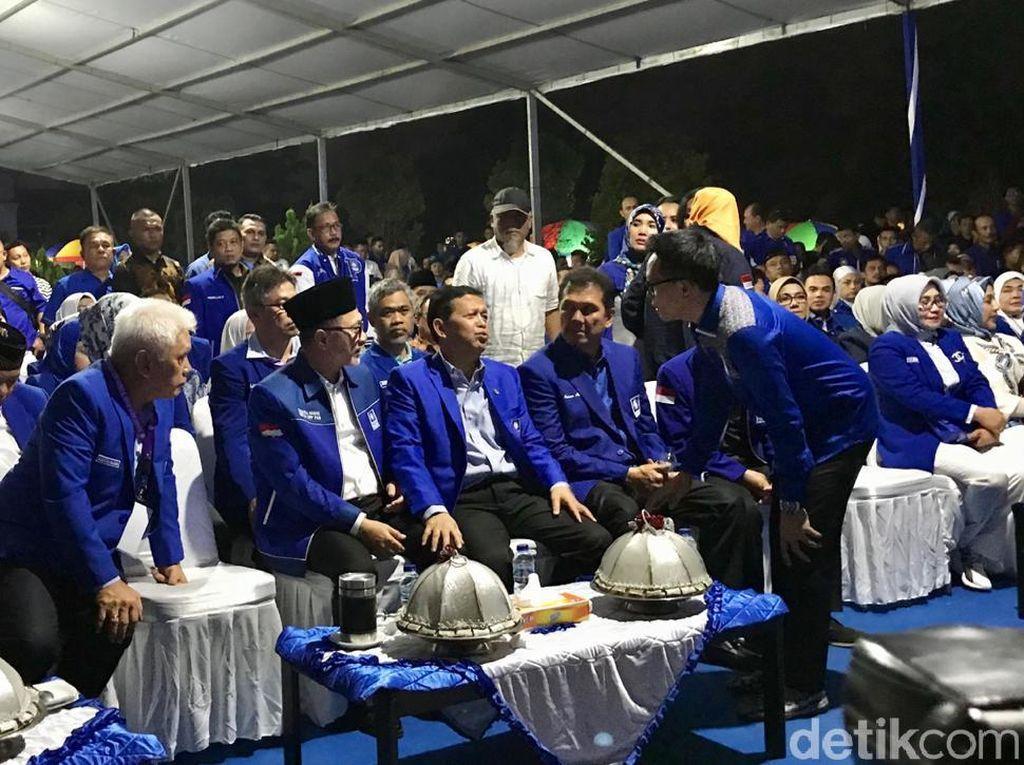 Soetrisno Bachir ke Caketum PAN Dradjad: Mainnya Silent Operation