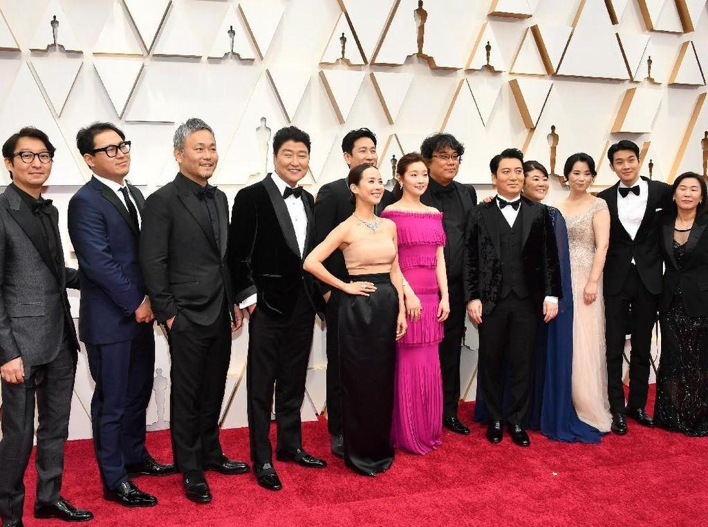 Menang Best Picture Oscar 2020, Parasite Torehkan Sejarah