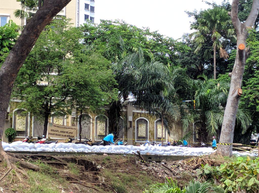 Cegah Banjir Underpass, PPK Kemayoran Akan Uji Coba Alihkan Air Saat Hujan