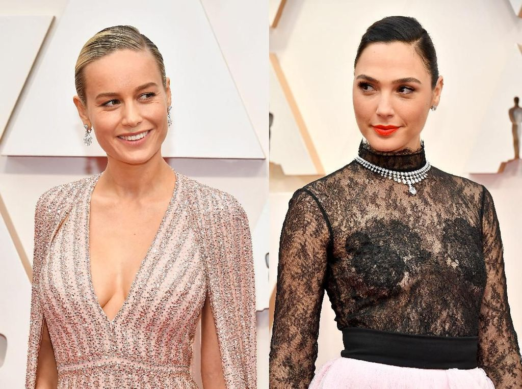 Captain Marvel vs Wonder Woman di Oscar 2020
