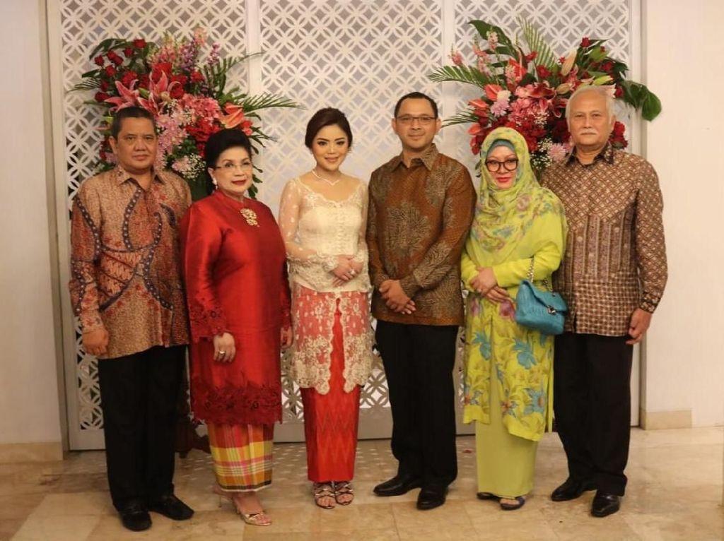 Nikahi Gadis Makassar, Resepsi Cucu Soeharto Pakai Adat Jawa-Sunda