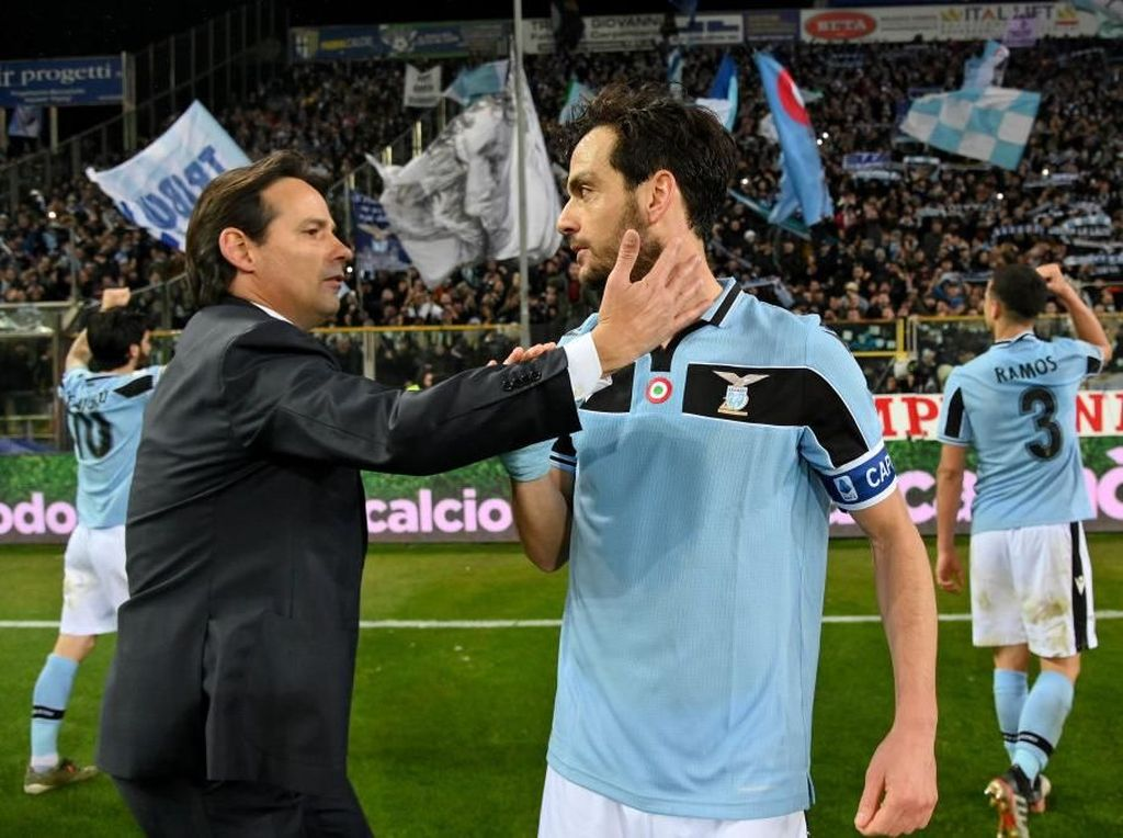 Tundukkan Parma, Lazio Tak Terkalahkan di 18 Laga Serie A